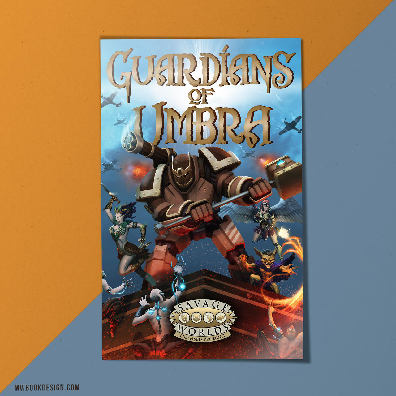 Guardians of Umbra
