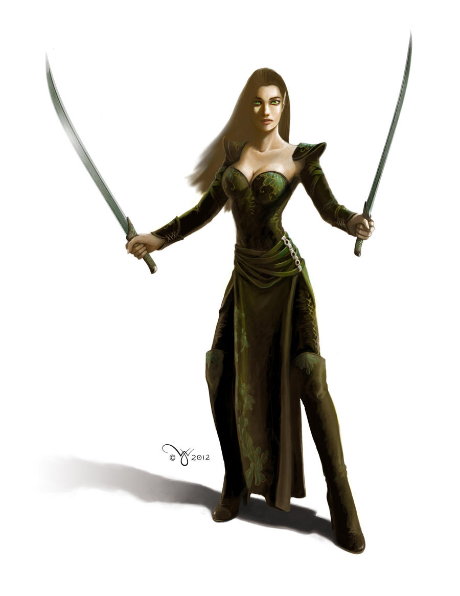Female elves softcore movies