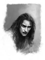 Vampire by Werlioka