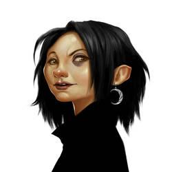 DnD Character - Halfling
