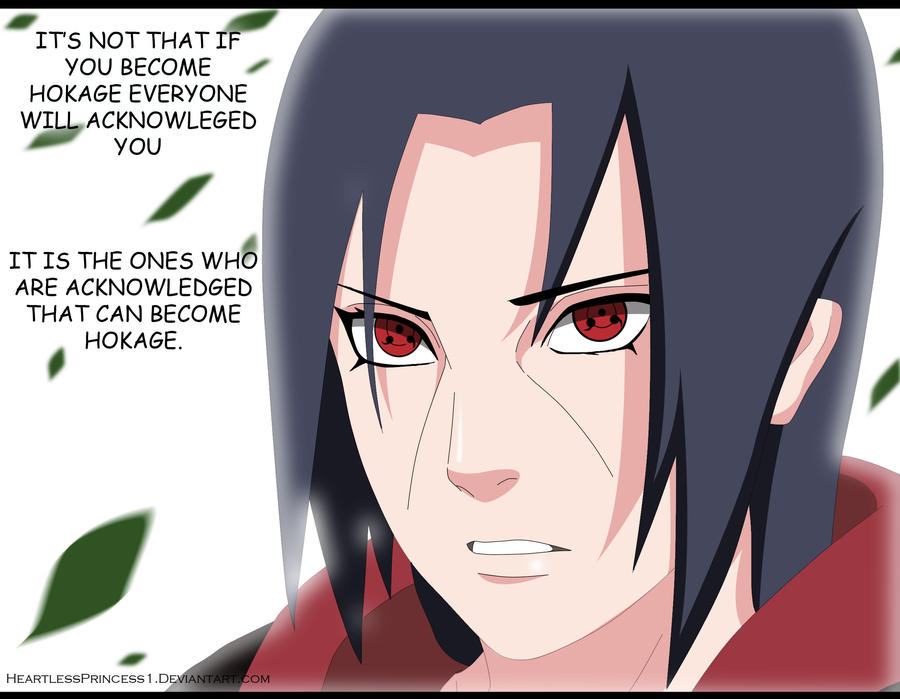 The Prerequisite To Be Hokage by HeartlessPrincess1