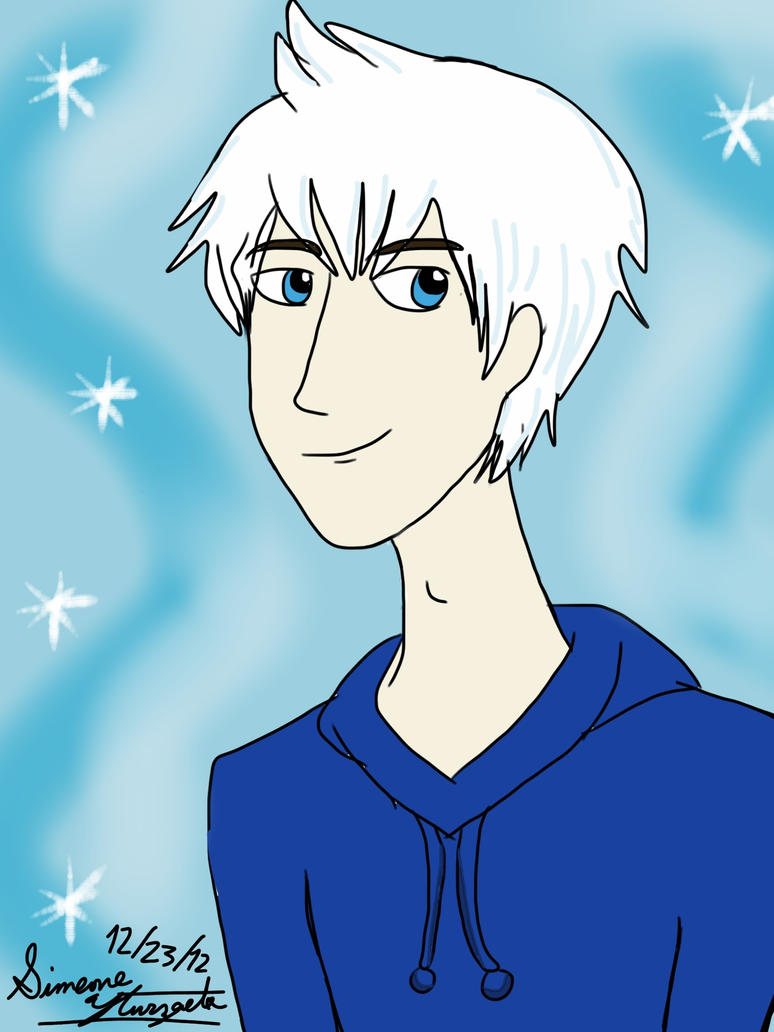 ROTG: Jack Frost by PunkGirl-Simeone