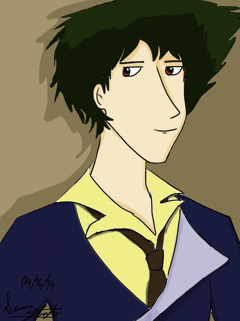 Spike Spiegel by PunkGirl-Simeone