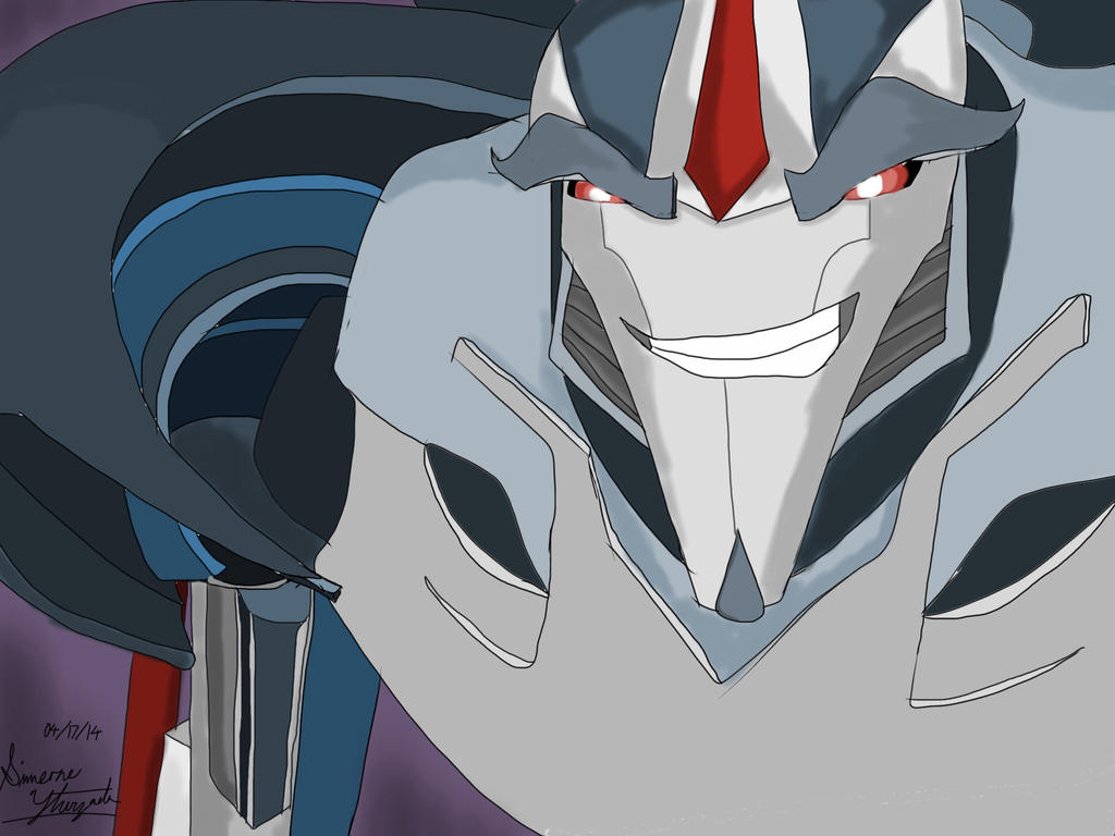 Starscream by PunkGirl-Simeone