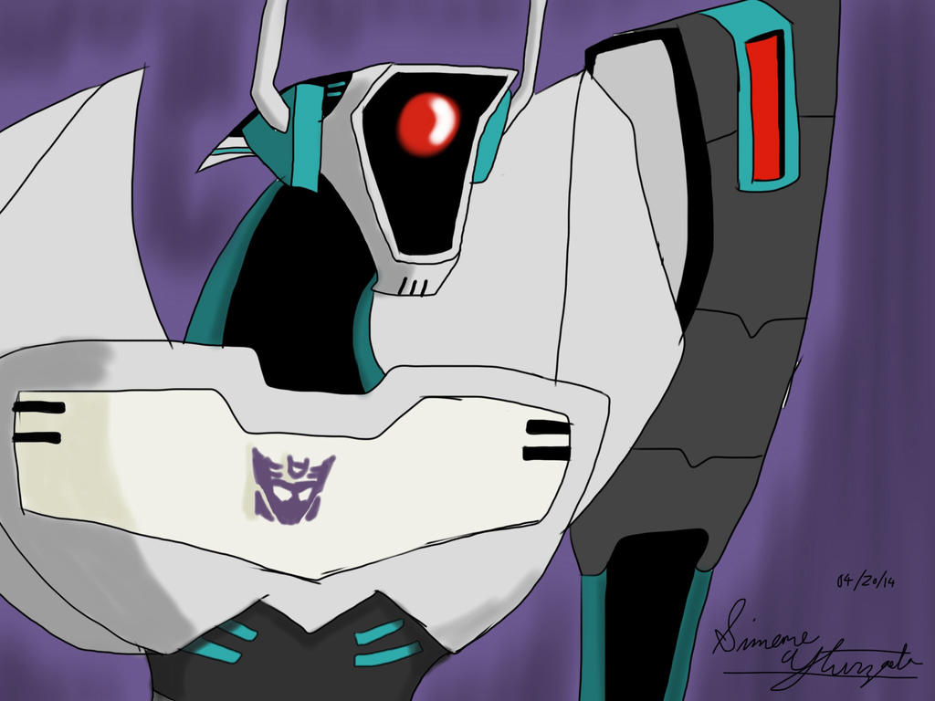 TFA Shockwave by PunkGirl-Simeone