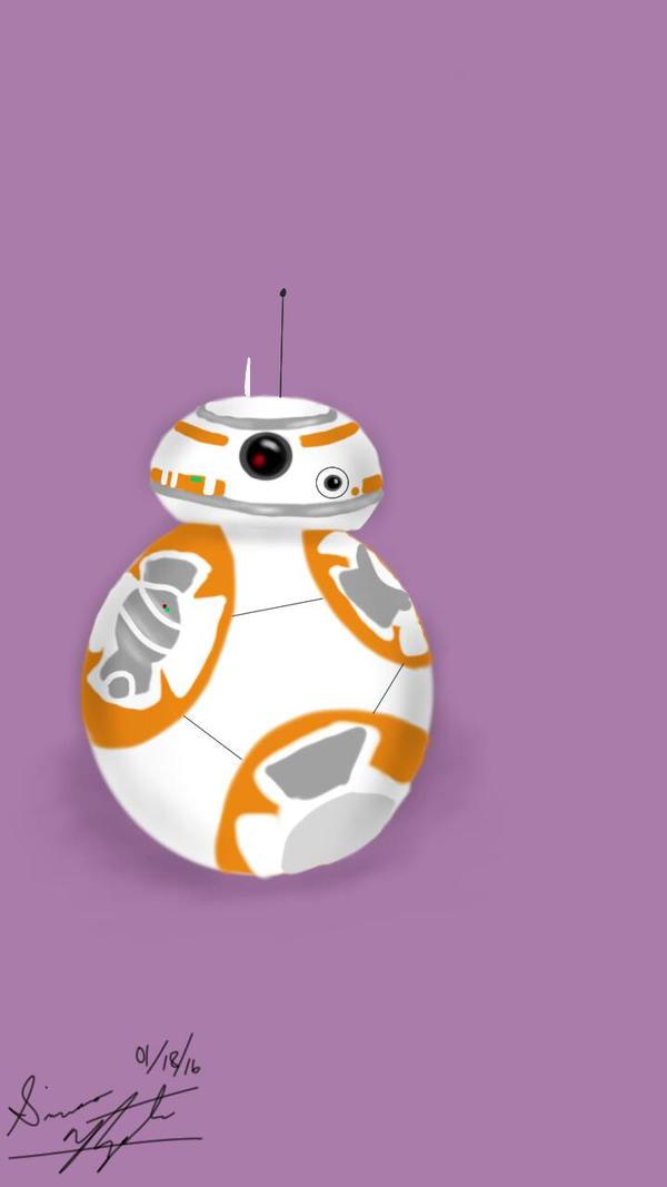 BB-8  by PunkGirl-Simeone