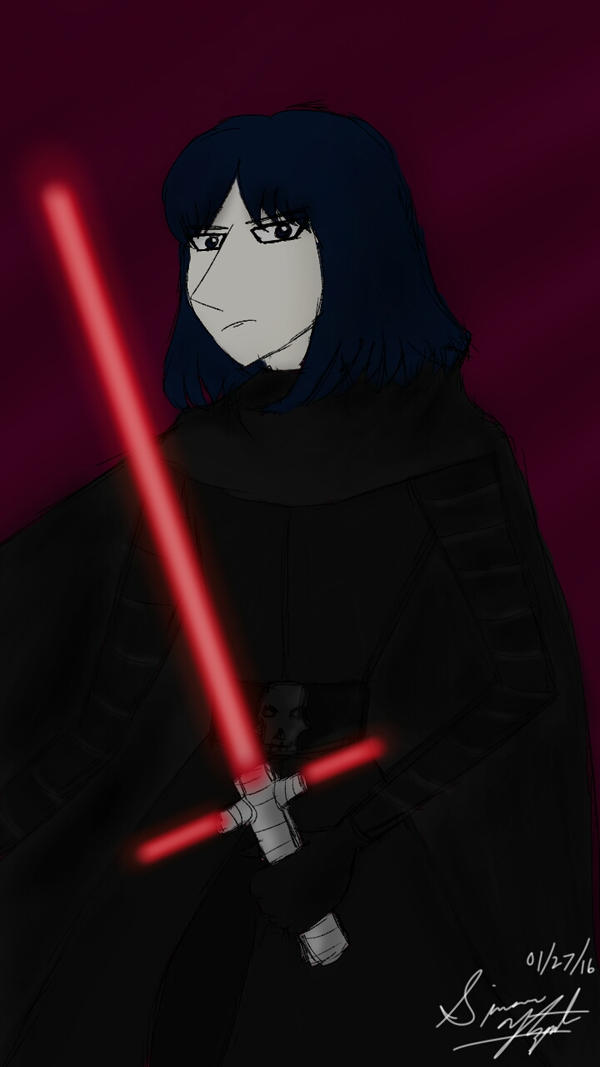 RC9GN/Star Wars Crossover: Julian by PunkGirl-Simeone