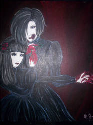 ...my tortured senses... by Divine-Filth