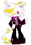 Andrew The CatFox