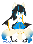 Iroha The Kitsune Fox