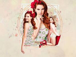Lana Del Rey by shadoworld