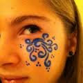 Face Paint by katerinaballerina14