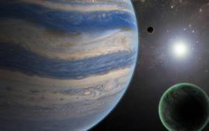 Dum Makes Planets: Detrivos Delta by dumskalle123