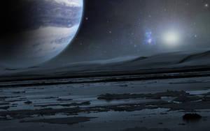 Dum Makes Planets: Detrivos Alpha and Gamma by dumskalle123