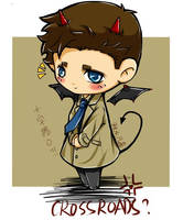 SPN-cass or ......demon by autumn-water