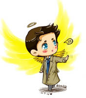 SPN-castiel bye by autumn-water