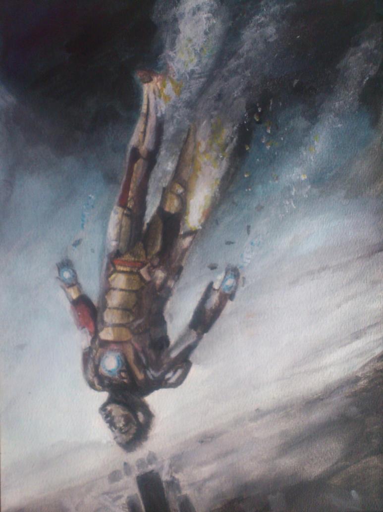 Iron Man by Lauren180