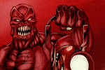 I am The Red Lantern!