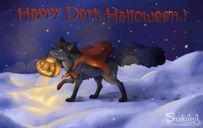 Happy Dark Halloween