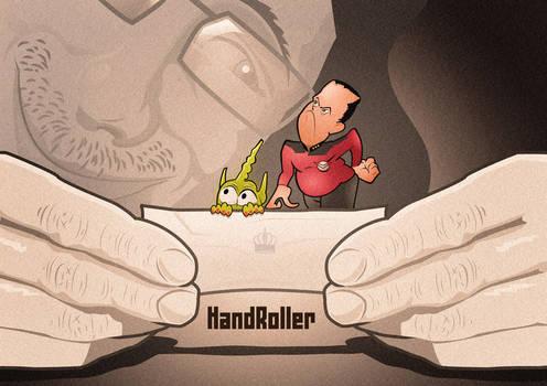 handroller