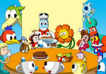 Inkwell Tea Party
