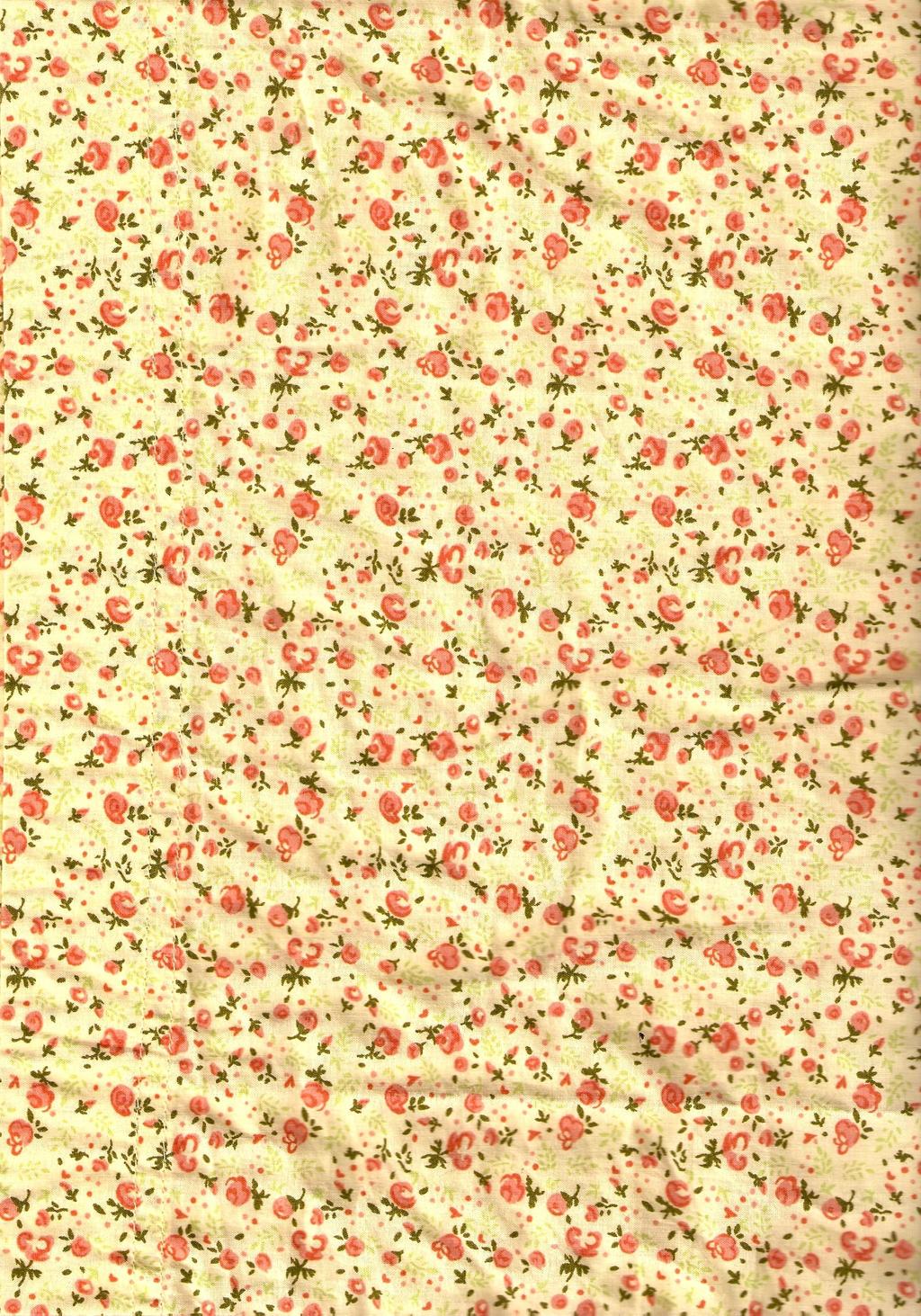 Floral PJ 2 - Fabric Texture