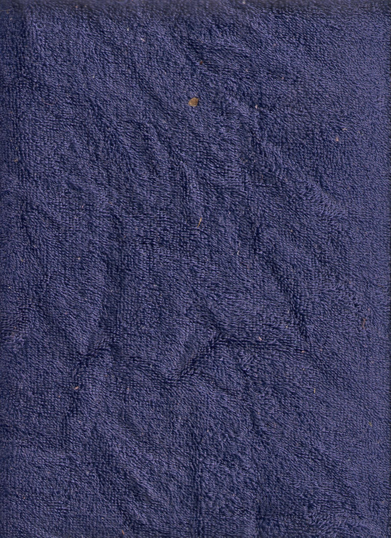 Blue Towel 1 - Fabric Texture by pixiekist-stock
