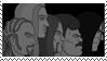 Dethklok Side Profiles Stamp by Kivios