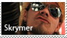 Skrymer from Finntroll Stamp by Kivios