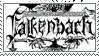 Falkenbach Stamp by Kivios