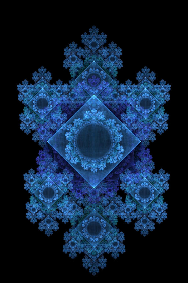 fractal 177 by Silvian25g