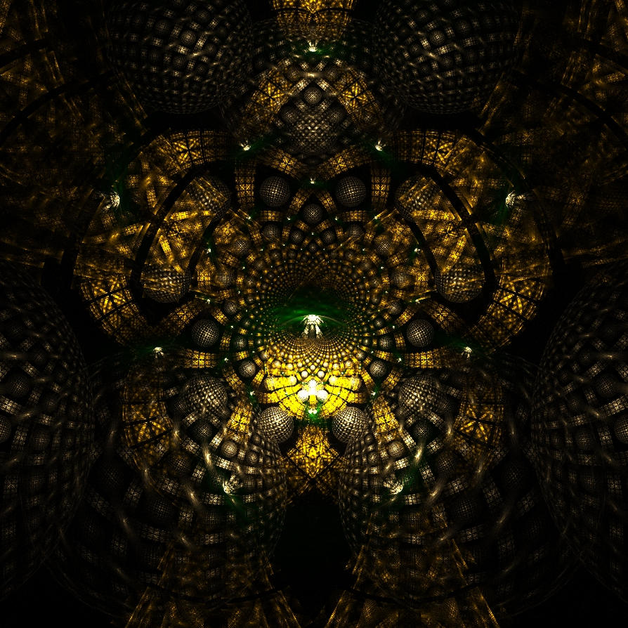 fractal 226 by Silvian25g