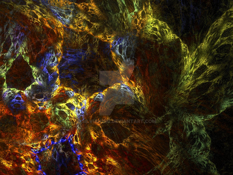 fractal 327 by Silvian25g