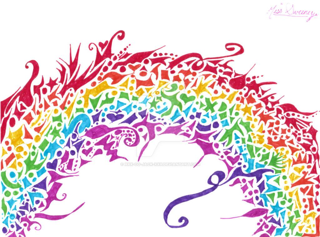 My View : Rainbow by xxX-Co-Jack-Xxx