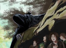 Nazgul hide-and-seek by GRIM-GIT