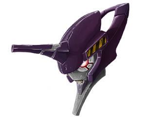 eva 01 test head