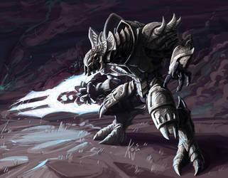 Inquisidor Moramee by kajinman