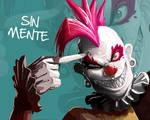 punk clown