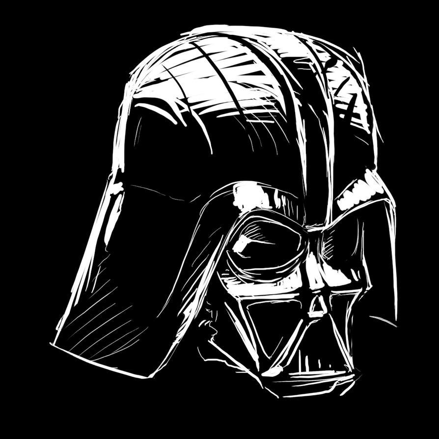 darth vader helmet by kajinman