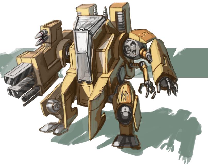 Bot2 by kajinman