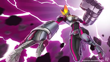 League of Legends: Kamen Rider VI