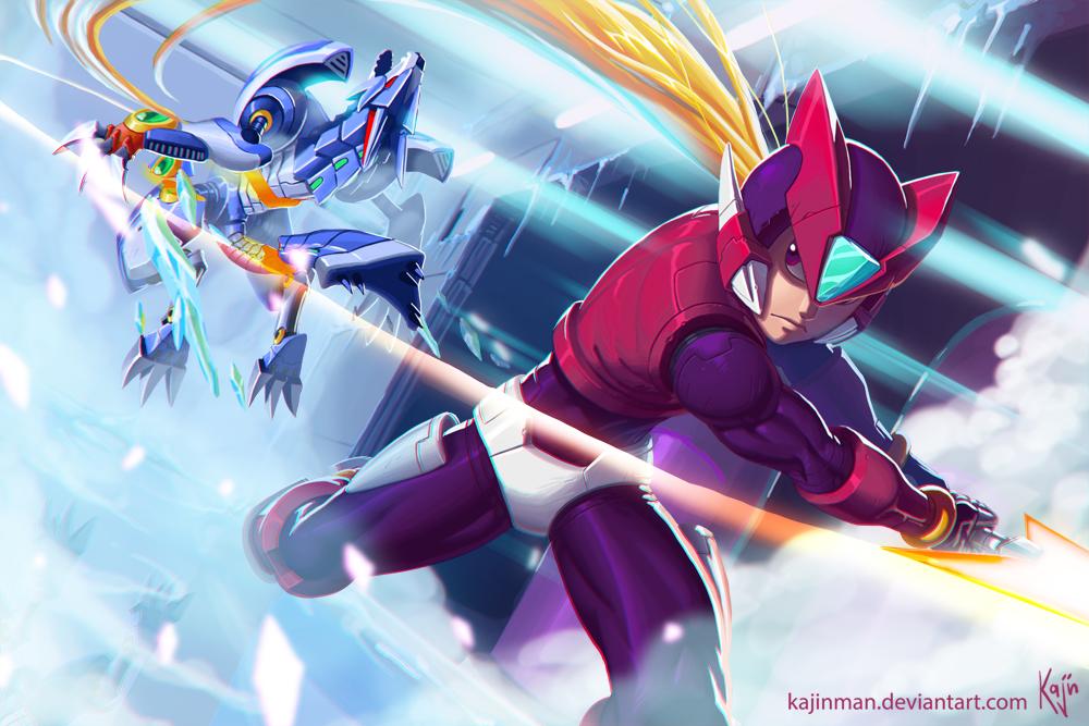 I'm Not a Hero by kajinman