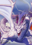 Silverwing the Dragon