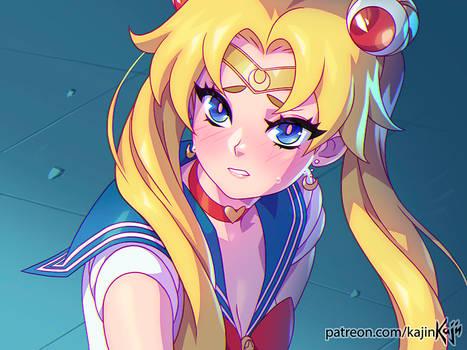 Sailor moon Frame