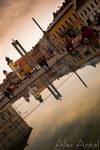 Piata Unirii - Mirror Image
