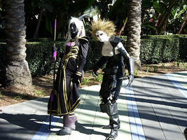 draenei and Undead 3 by Egg-Sisters-Cosplay