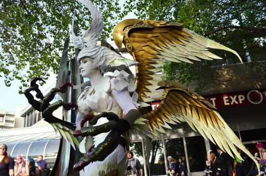 Garuda FFXIV @ Acen 2015