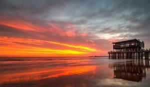Sunrise at Moyo