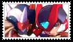 Omega x Zero Stamp by MidnightCrystalSage