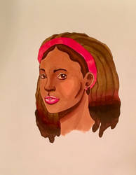 Ohuhu Markers- Naomi, Protective Style by alston123
